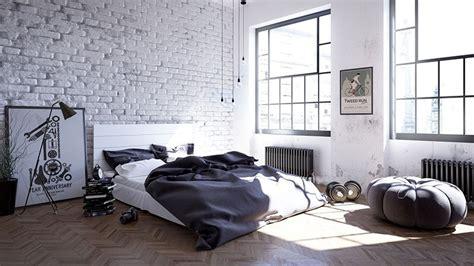 loft style bedroom design 22 mind blowing loft style bedroom designs home design lover