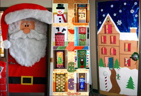 imagenes educativas puertas navidad navidad decoracion de puertas cebril com