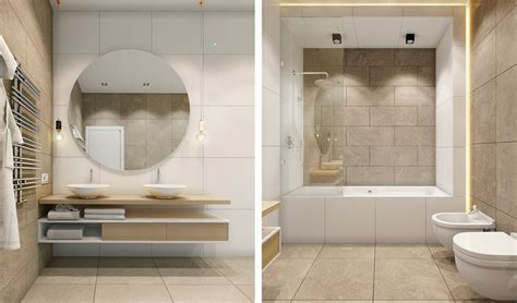 applying a trendy bathroom designs which arranged with a inspiration to arrange minimalist bathroom designs with