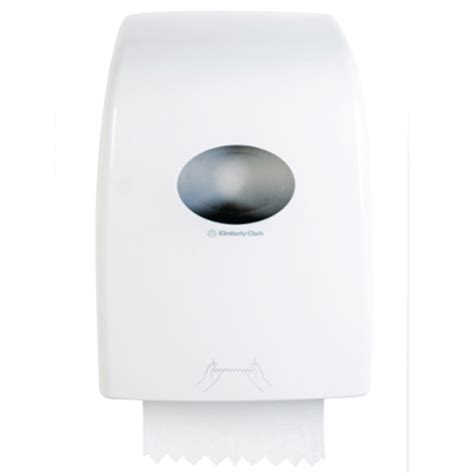 bathroom hand towel dispenser 69530 aquarius slimroll hand towel dispenser white