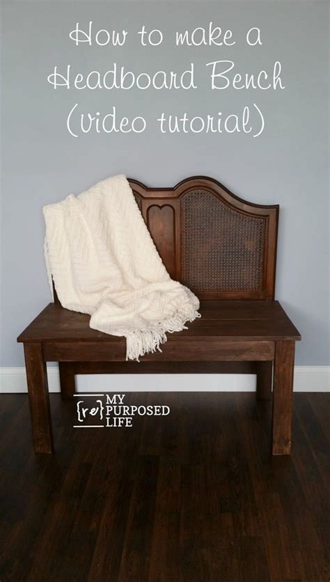 make your own headboard 100 what is a bench hearing how