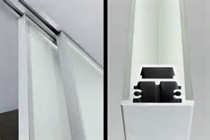 installation thermique porte coulissante plafond fracture
