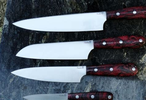 custom kitchen knives custom kitchen knives sandstorm knives