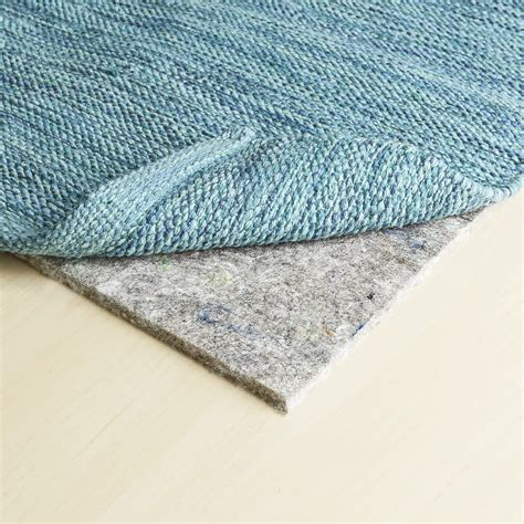 100 Felt Rug Pad Thick - rugpadusa basics 100 felt rug pad 3 8 quot thick 9 x12