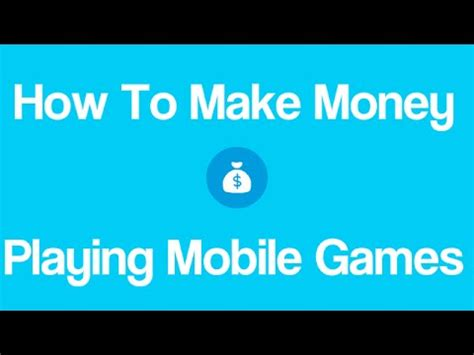 Make Money Online Playing Games For Free - how free games are designed to make money