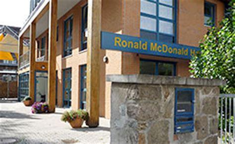 ronald mcdonald haus leipzig ronald mcdonald oasen mcdonald s kinderhilfe