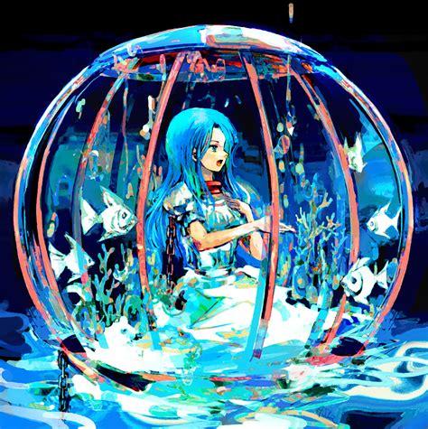 anime fish girl fish girl by hj on deviantart