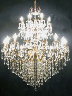 chandelier gif find  gifer