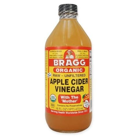 How To Detox Hair With Apple Cider Vinegar by 25 Best Ideas About Braggs Apple Cider Vinegar On