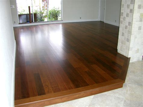 Installing Real Hardwood Floors Installation Steps