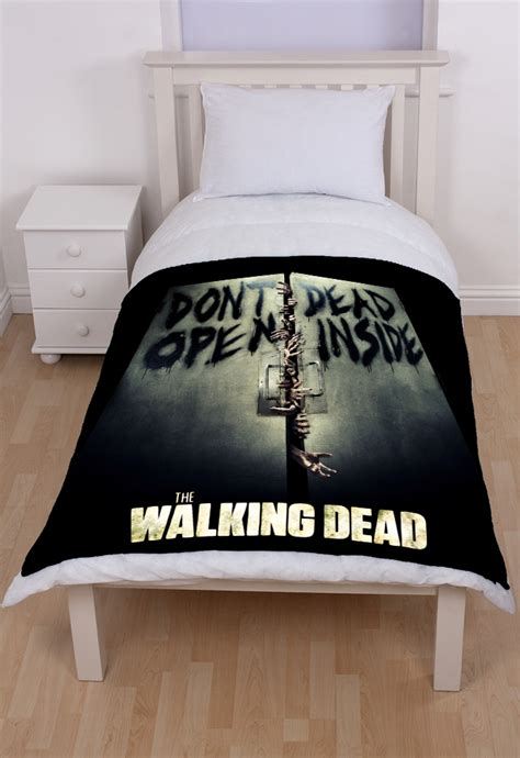 Walking Dead Bed Sheets 28 Images The Walking Dead Walking Dead Bed Set