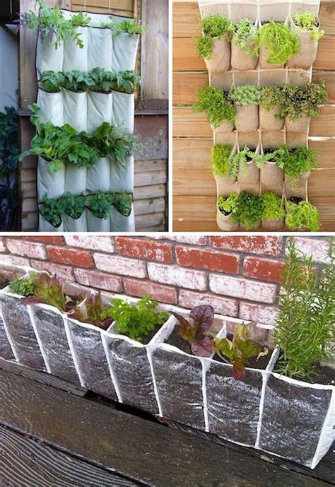 Easy Diy Vertical Garden 10 Easy Diy Garden Projects Always In Trend Always In