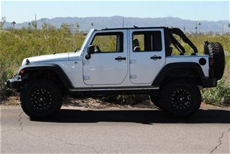 mail jeep lifted sell used lifted 2007 jeep wrangler unlimited x 4x4