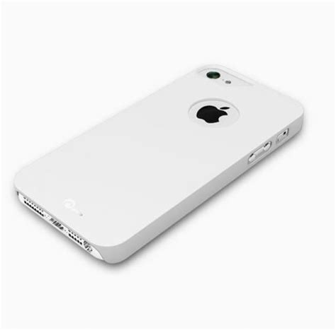 Pinlo Iphone 5 Concize Slice Black pinlo concize slice тънък поликарбонатов кейс 0 5 мм за iphone 5 бял на топ цена sim bg