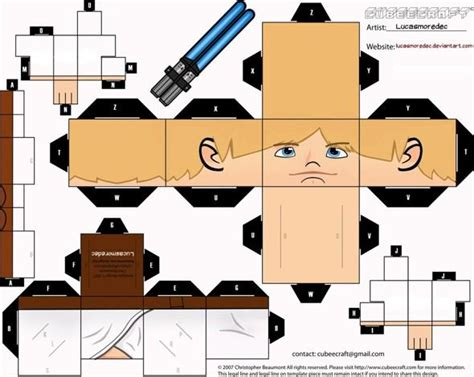 Wars Papercraft Models - 86 best images about wars cubeecraft on