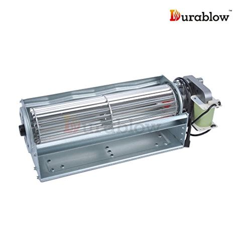 fireplace squirrel cage fan durablow electric fireplace replacement blower fan unit