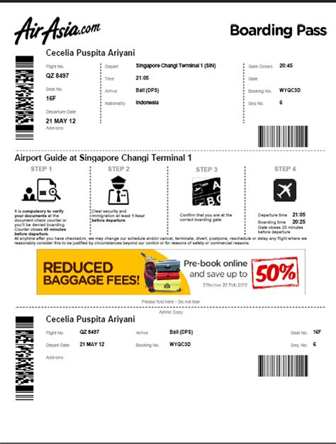 citilink garuda web check in boarding pass airlines pelangi nusantara tour tiket