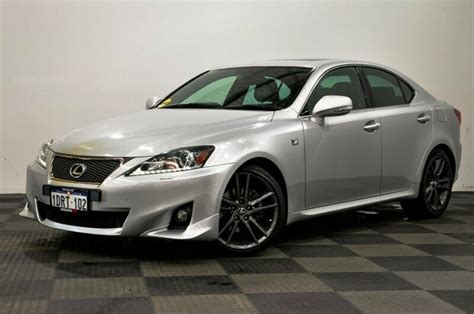 lexus sport sedan 2011 lexus is250 f sport sedan silver used car j3415
