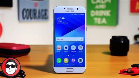 Samsung A5 Warna Biru Unboxing Samsung Galaxy A5 2017 Blue Muda Coy