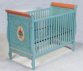 T Cribs by Painted Furniture Cribs