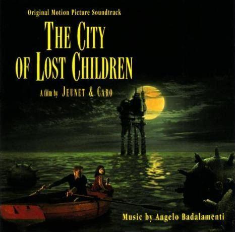 the lost soundtrack site the city of lost children soundtrack