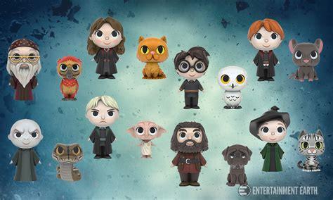 Mystery Minis Harry Potter back to hogwarts with harry potter mystery minis
