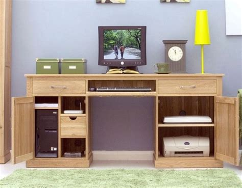 small hideaway desk small hideaway desk aston oak contemporary furniture