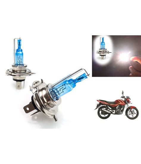 Lu Hid Xenon Vario 125 mxs motosport xenon hid type halogen white light bulbs h4 for bajaj discover 125 m pair buy mxs