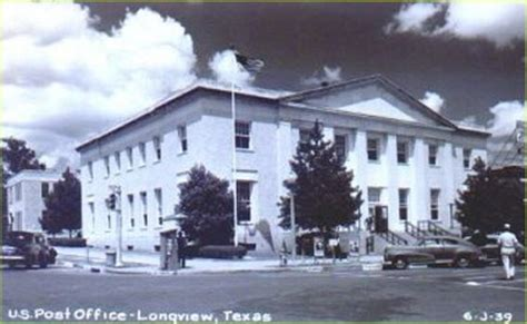 Longview Post Office by Longview