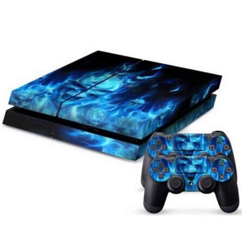 Ps4 Skin By Stiker Onlen vinyl decal stickers for ps4 console alex nld