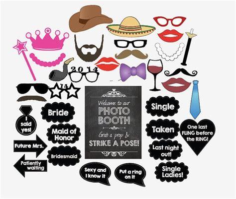 printable photo booth props bachelorette bachelorette photo booth props diy printable party games
