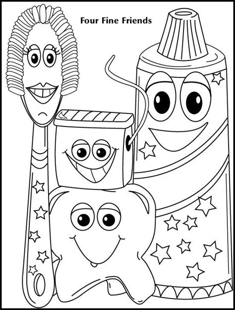 preschool coloring pages dental health special needs children coloring please note that some