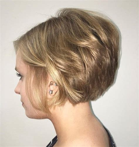 pics short over ear layered bob short hairstyle 2013 pictures of ear length bobs newhairstylesformen2014 com