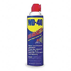 wd 40 lubricant,aerosol can,18 oz. 4gy86|10024 grainger
