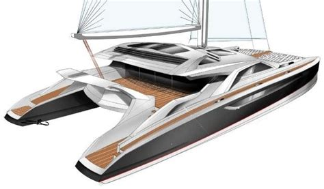 Plan Design Build pedigree catamarans zin 85 sail catamaran