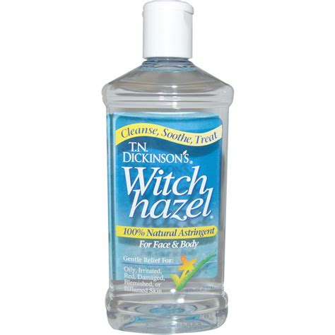 Witch Hazel Detox Bath by Dickinson Brands Witch Hazel For 16 Fl Oz