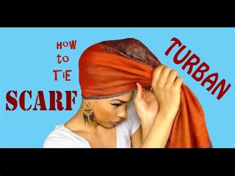 tutorial turban formal southern belles in the city how to tie a head wrap