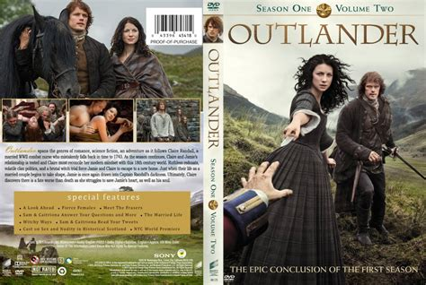 the pic some of superstar series one volume 1 books outlander season 1 volume 2 tv dvd scanned covers