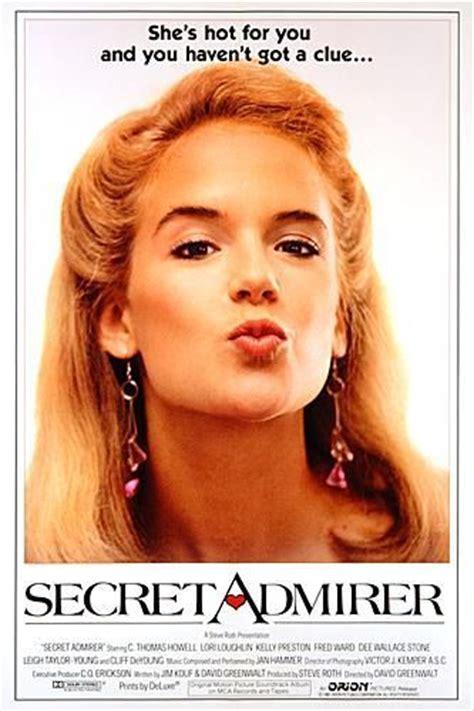 from secret admirer vagebond s screenshots secret admirer 1985