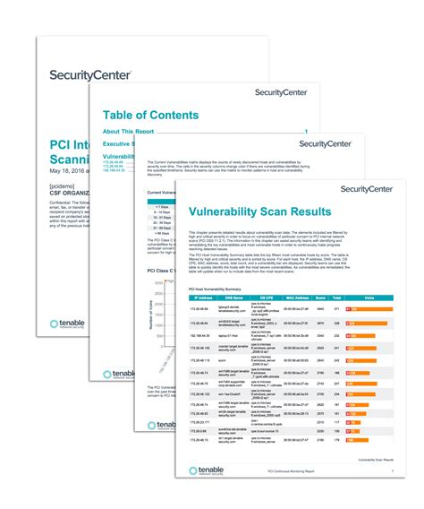 pci compliance security policy template pci vulnerability scanning report sc report