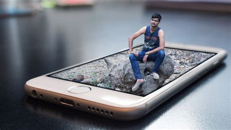 3d mobile manipulation photoshop editing tutorials