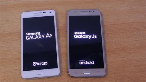Hp Samsung A5 Vs J5 samsung galaxy j5 vs galaxy a5 speed test hd