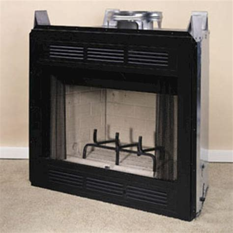 comfort 42 quot custom wood burning firebox insert only