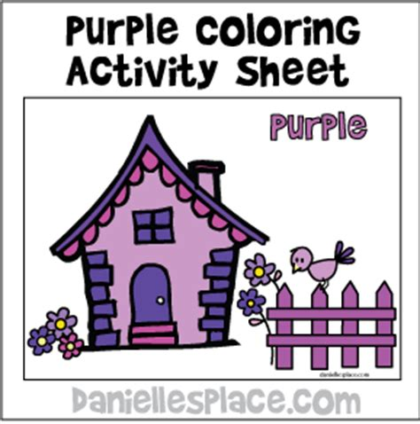 the color purple book activities color craft and learning activities for preschool