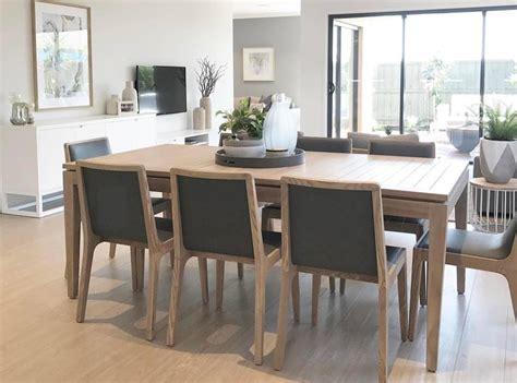 Meja Makan Elegan 32 model meja makan minimalis terbaru 2018 kayu kaca