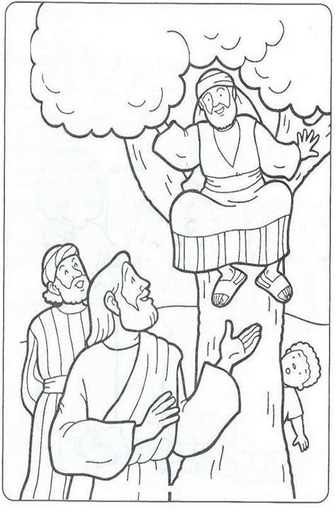 Imagenes De Jesus Y Zaqueo Para Colorear | imagenes cristianas para colorear dibujos para colorear