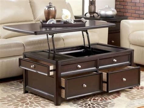 Carlyle Lift Top Coffee Table The World S Catalog Of Ideas