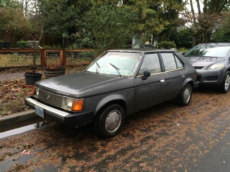 1983 dodge omni cc outtake 1983 dodge omni shares the cc stage with a