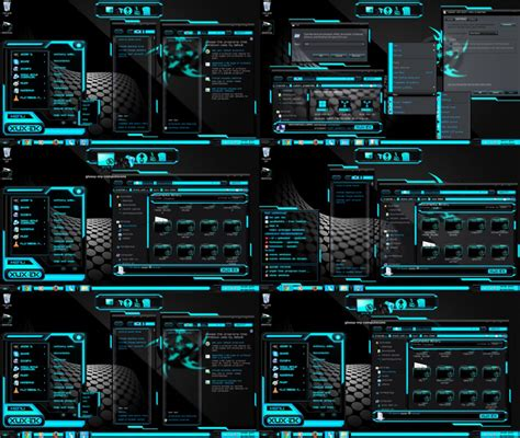 download themes for windows 7 deviantart windows 7 theme blue ek custom by tono3022 on deviantart