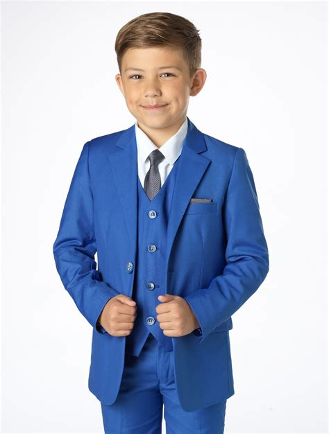 Boy Blue boys blue suit boys blue wedding suit boys suits roco